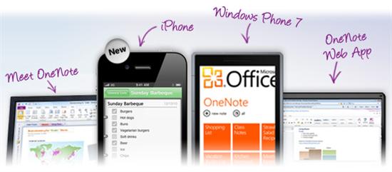 OneNote Mobile
