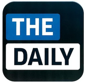 The Daily iPad Newspaper is now available in Canada.