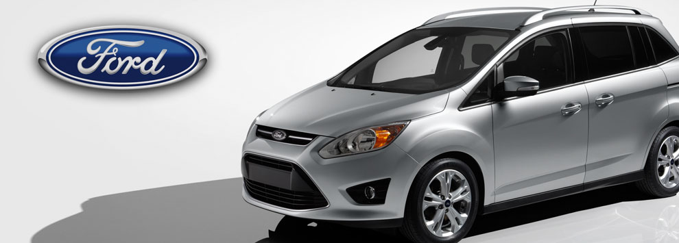2012 Ford C Max – Canadian International Auto Show Sneak Peek