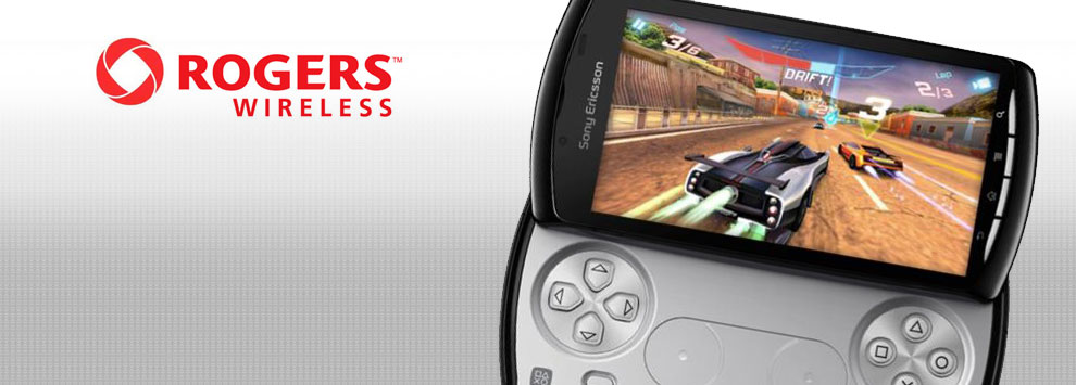"Xperia Play ""Playstation Phone"" coming to Rogers"