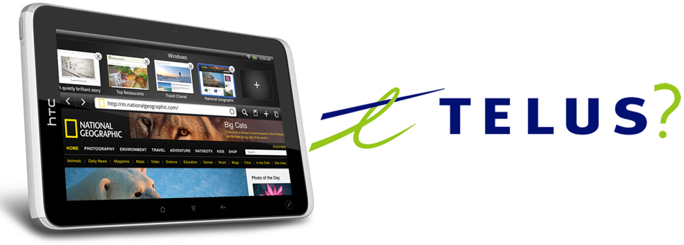 HTC unveils the HTC Flyer Android Tablet at MWC 2011 [UPDATED]