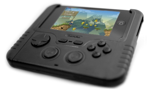 iControlPad Bluetooth Gaming Pad is coming soon