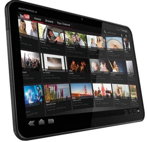 Motorola Xoom available Feb 24 in USA, still no date set for Canada