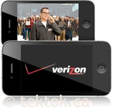 Verizon iPhone 4 also encountering Antennagate