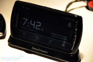 Xperia Play Dock