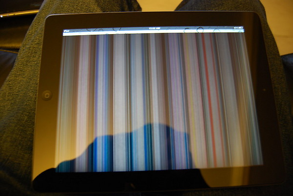 iPad 2 problems being reported already