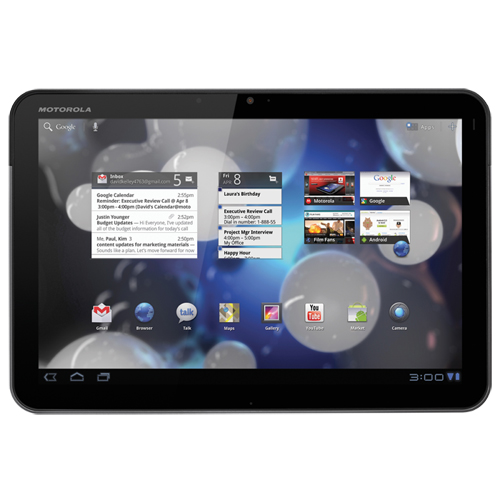 Motorola Xoom now available for pre-order at Futureshop