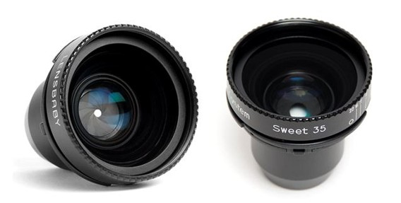 Lensbaby Introduces 35mm Optic with 12-Blade Adjustable Aperture