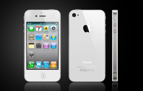 White iPhone 4 confirmed to arrive before the summer
