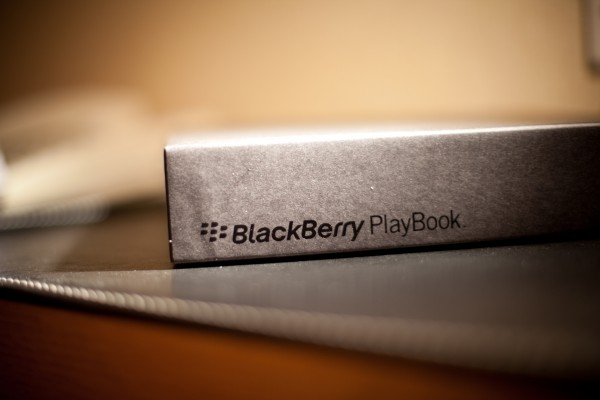 Blackberry Playbook launch day sales may exceed 50,000
