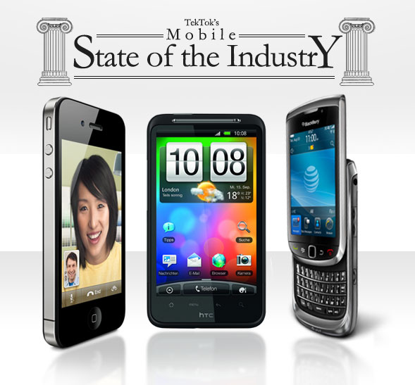 "TekTok's Mobile ""State of the Industry"""