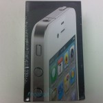 White iPhone 4 - Engadget