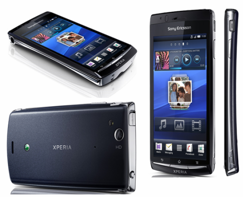 Xperia Arc : How does it rank up to the latest Super Smartphones?