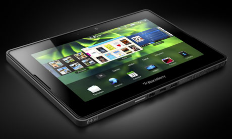 Blackberry Playbook Video Chat Quick Review