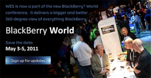 Blackberry World 2011