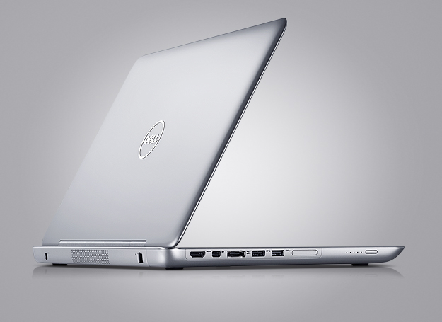 Dell goes skinny with the Ultra-Powerful Dell XPS 15z notebook