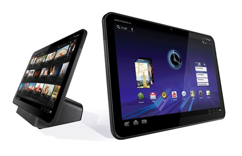 Motorola Xoom now widely available in Canada