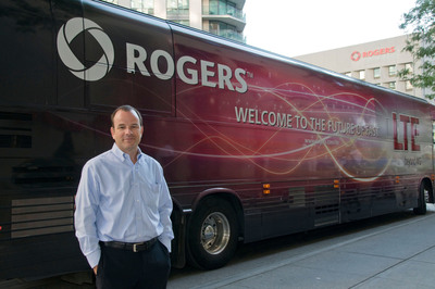 Rogers LTE is coming to Toronto on September 28