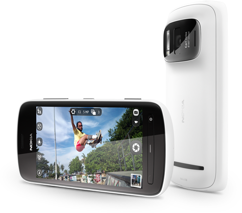 Nokia announces Pureview 808 smartphone equipped with 41-Megapixel Camera