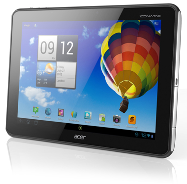 Acer Iconia Tab A510 coming to Canada