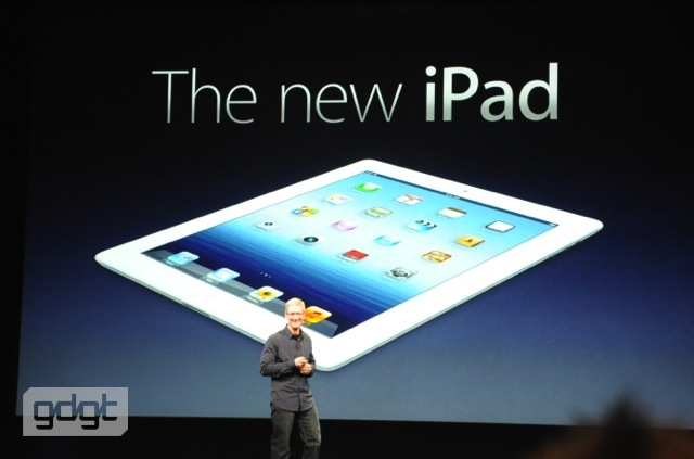 Apple announces the new iPad available in Canada March 16 [UPDATED]