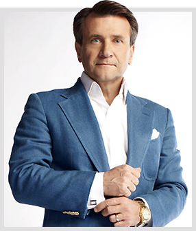Robert Herjavec selected as Grand Marshal for Toronto Honda Indy