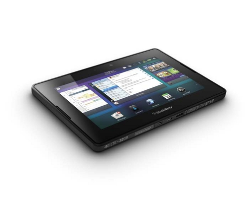 Blackberry 4G LTE Playbook coming to Canada August 9