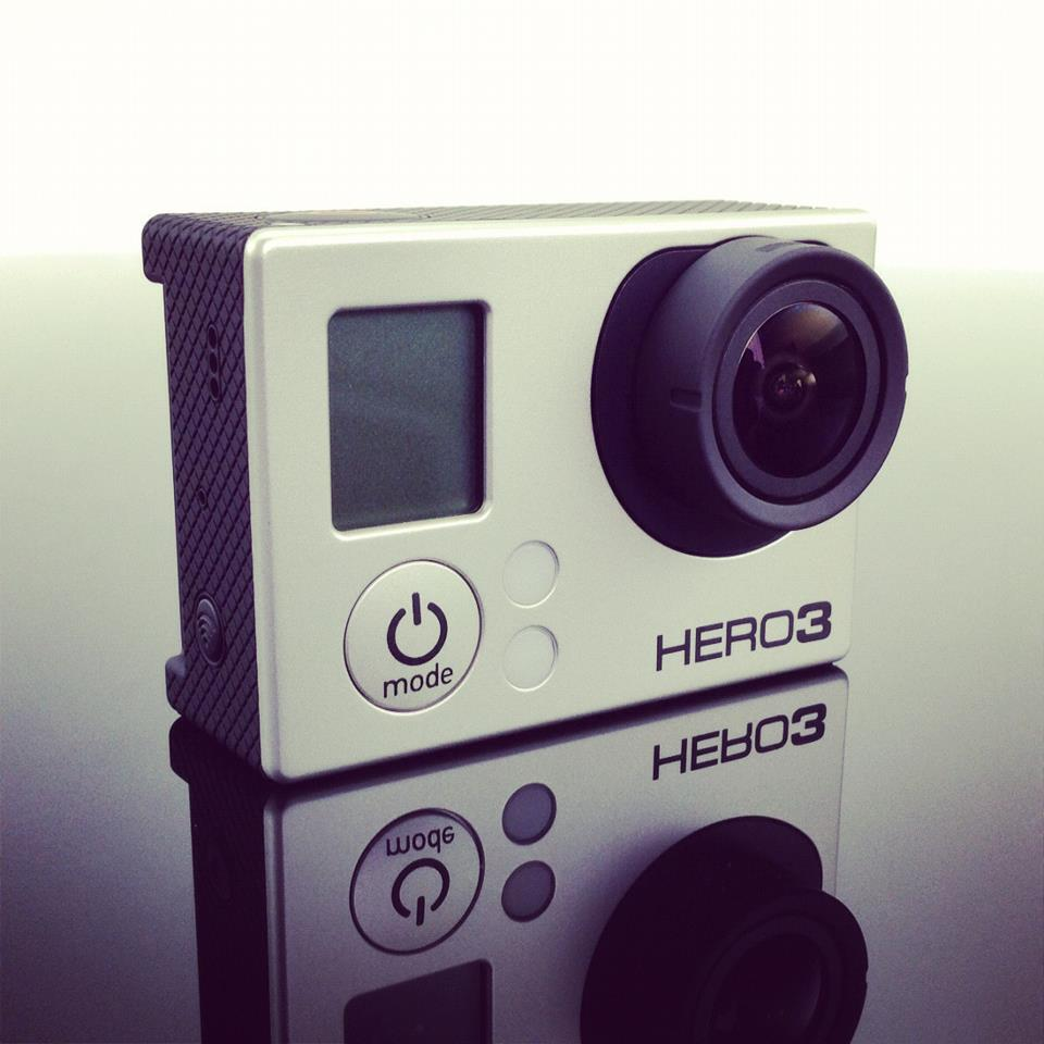 GoPro unveils Smaller Lighter HD Hero 3 Line