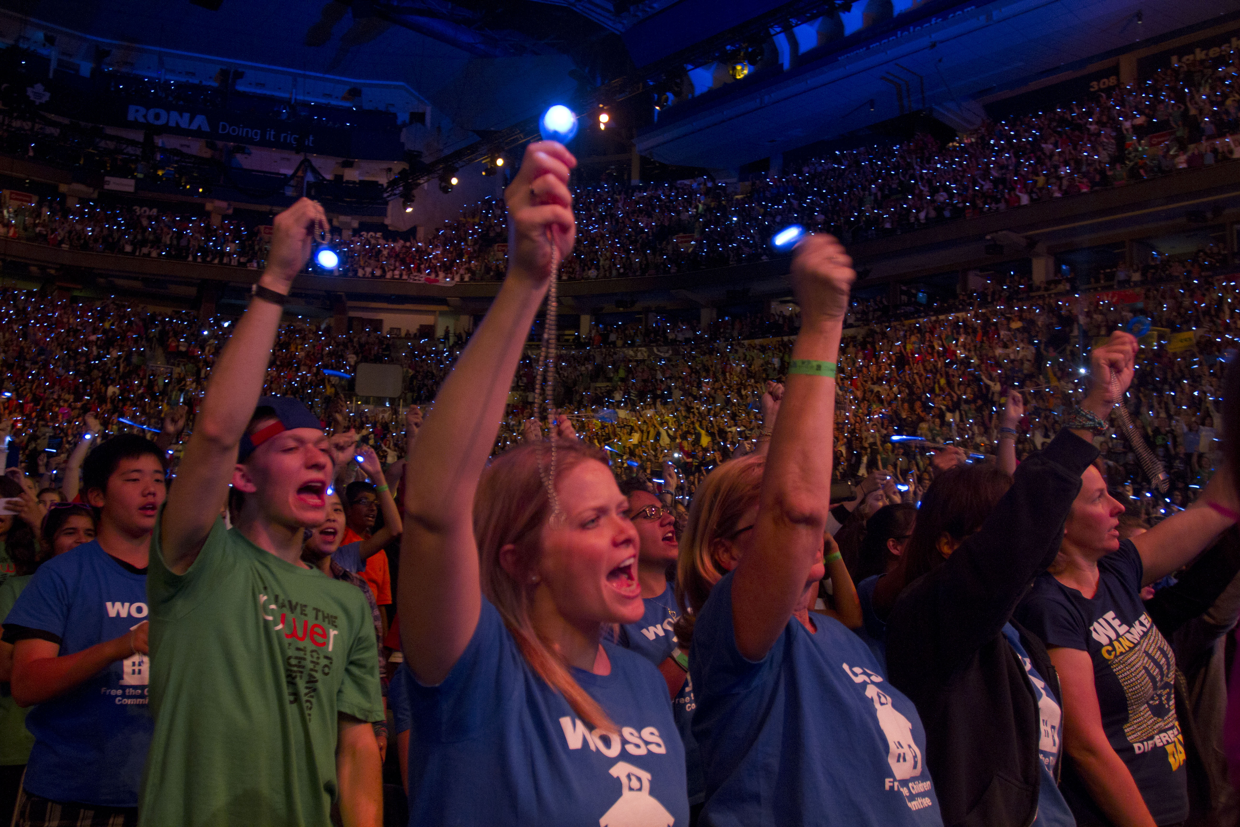 We Day – The Power of 'WE'