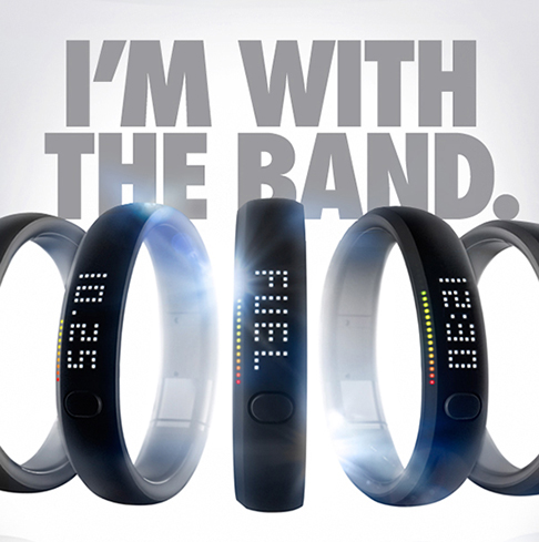 Nike+ FuelBand is coming to Canada!