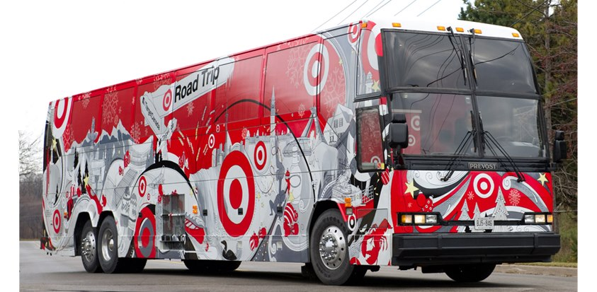 Target Canada to Surprise Shoppers in Toronto