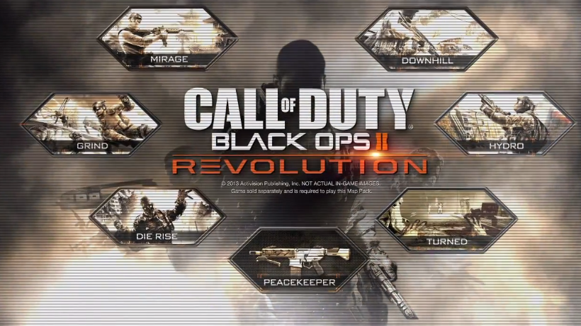 Call of Duty: Black Ops 2 – Revolution DLC Map Pack Preview Released