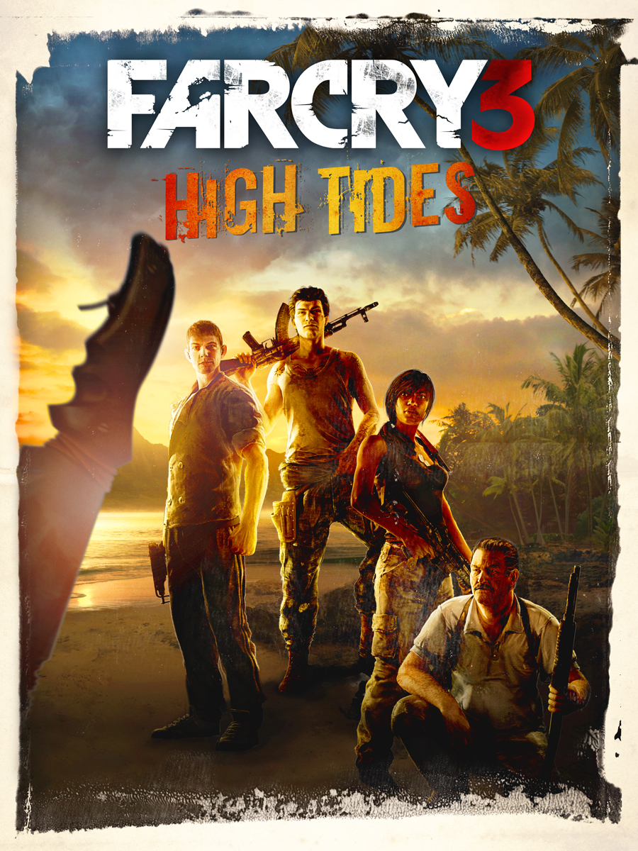 Ubisoft releases Far Cry 3 'High Tides' DLC today Exclusive for PS3