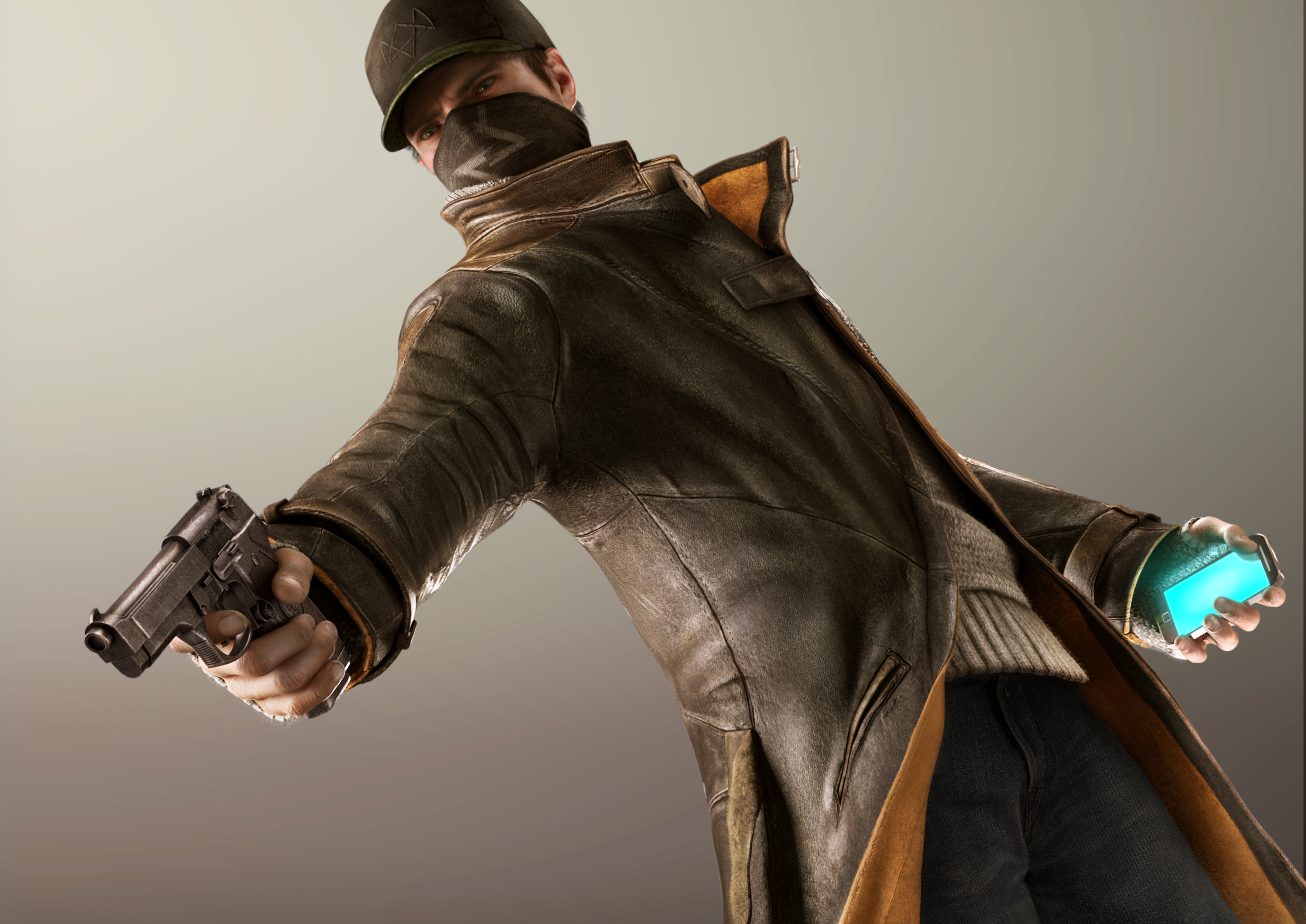 Ubisoft Montreal steals the Playstation 4 show with Watch Dogs