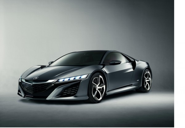 NSX Concept