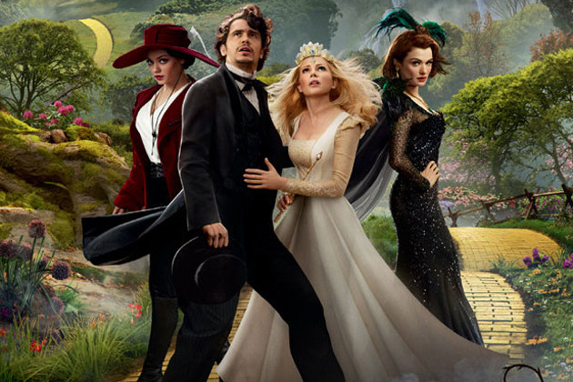 Oz: The Great and Powerful: Fantastical Family Fun