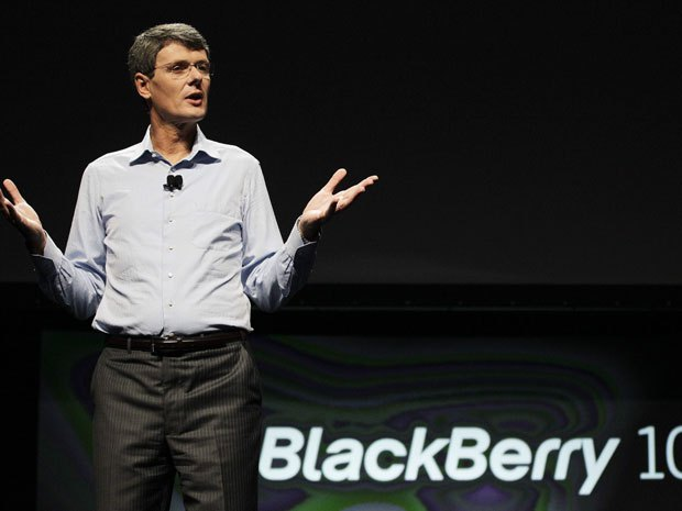 BlackBerry to report quarterly results