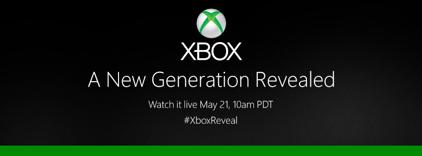 Next Gen Xbox to be Revealed on May 21