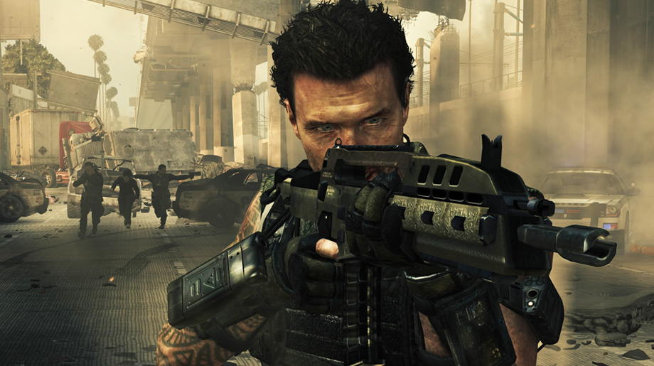 Black Ops 2 DLC 'UPRISING' hits Xbox Live on April 16
