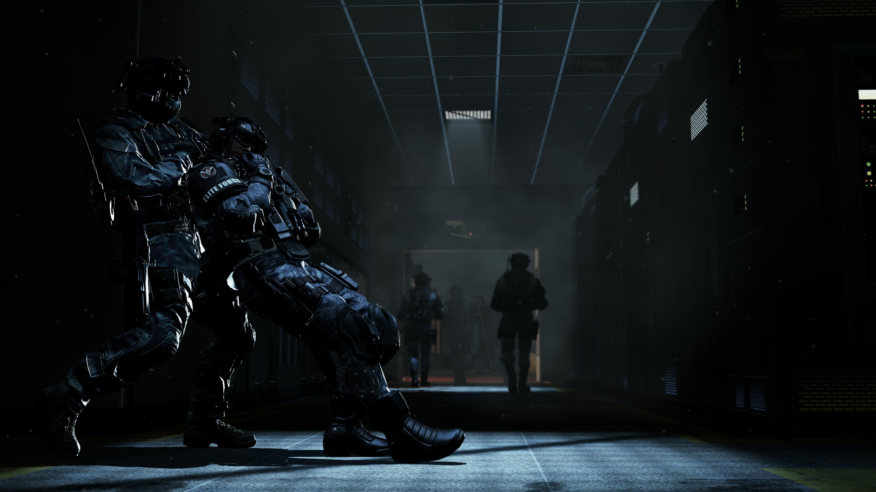 Call of Duty Ghosts Global MultiPlayer Reveal