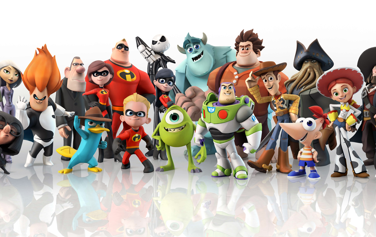 Disney Interactive unveiled Disney Infinity: Action! and Toy Box mobile Apps