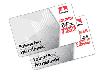 Shop.ca Online Deal – Petro-Canada Preferred Price Cards