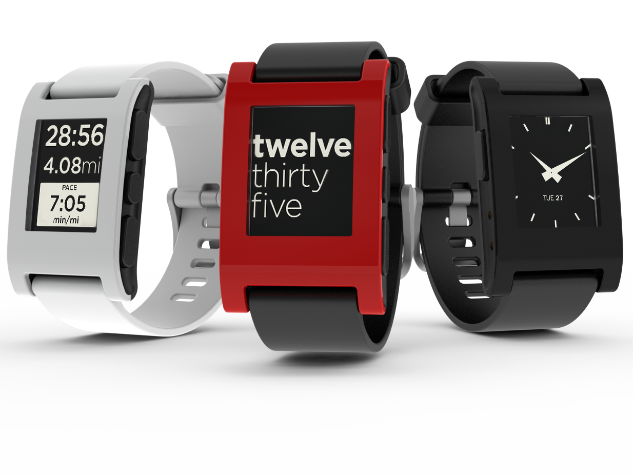 UPDATE: Pebble Smartwatch -Major Announcement