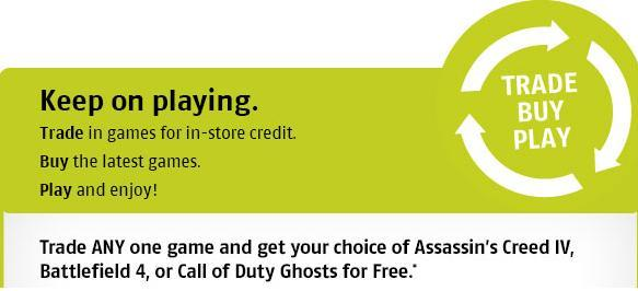 Futureshop and Best Buy offering Free Xbox 360 Titles