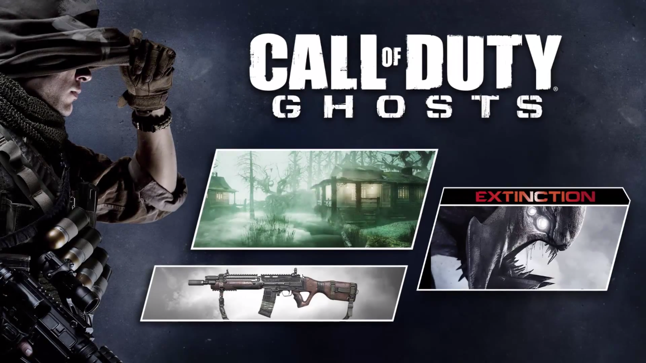 Call of Duty Ghosts Onslaught: Are You Ready to be Codnapped