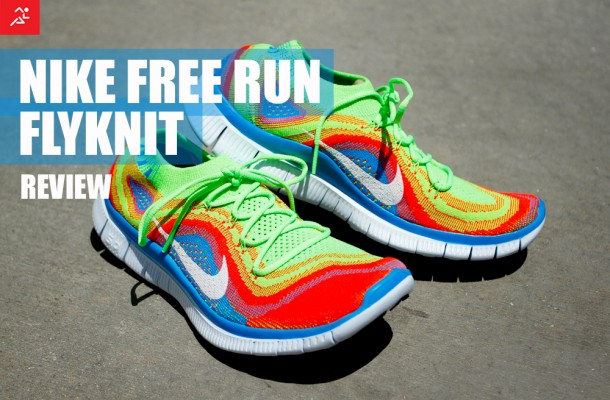 Nike Free Run Flyknit 5.0 (Review)