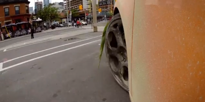 Xbox Canada getting dirty in Toronto for Forza Horizon 2 Launch