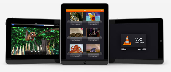 Vlc for the iPad