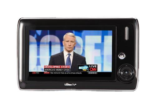 Portable LCD