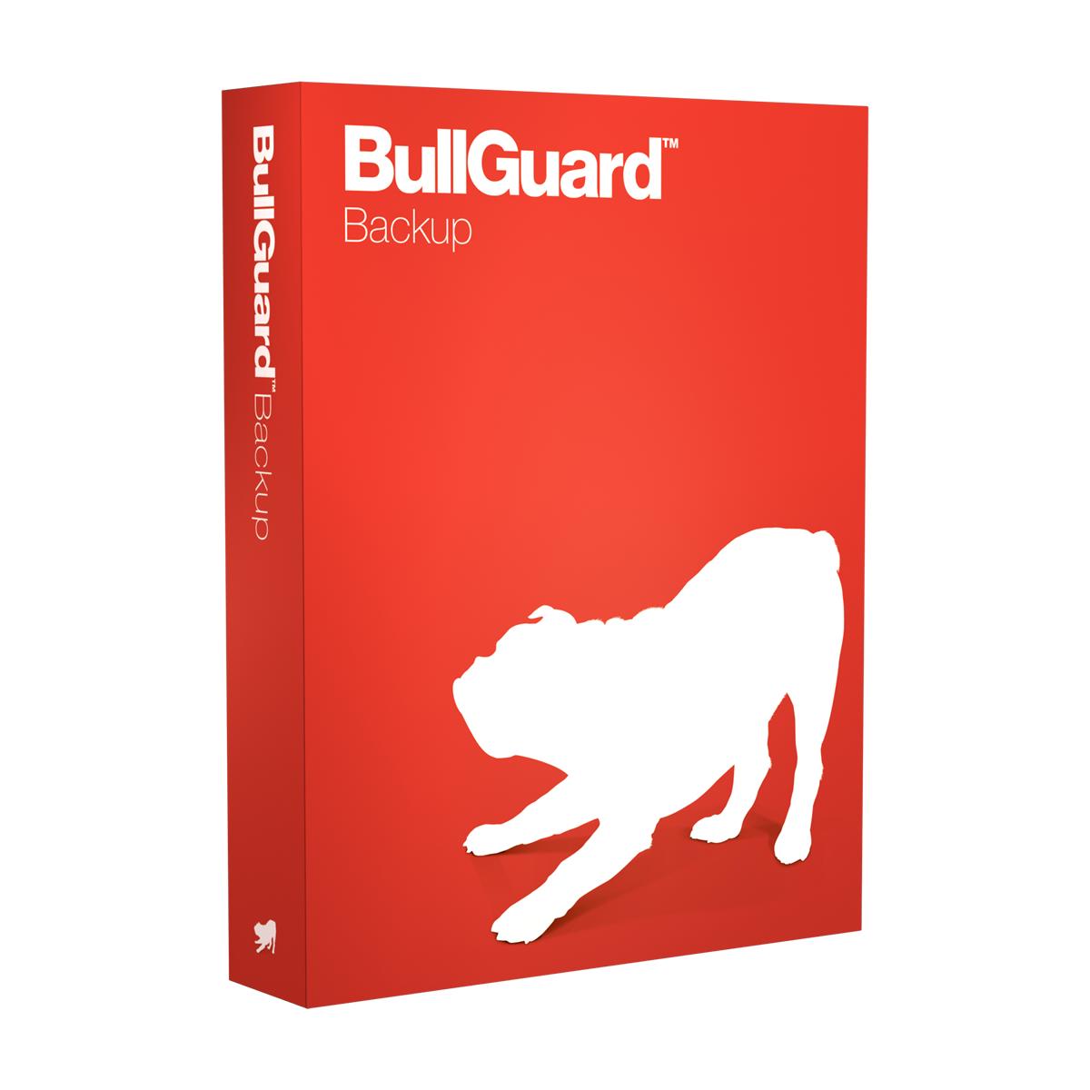 Bullguard Backup